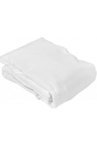 """Protège matelas molleton 100% coton très épais, forme drap housse, adapté pour lit """"tête et pieds relevables"""""""